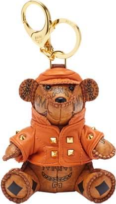 MCM City Bear Animal Charm
