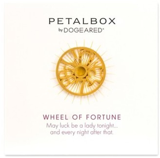 Women's Dogeared Pedalbox Wheel Of Fortune Enhancer (Nordstrom Exclusive) $38 thestylecure.com