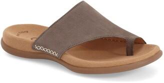 Gabor Toe Loop Sandal