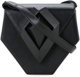 Lamat The Dark Diamond clutch