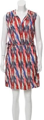 Etoile Isabel Marant Patterned Knee-Length Dress