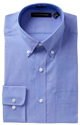 Tommy Hilfiger Regular Fit Clean Finish Dress Shirt