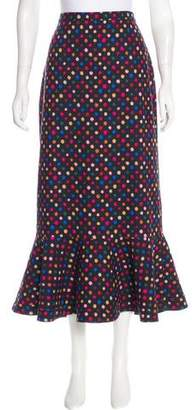 Saloni Portia Polka Dot Skirt w/ Tags