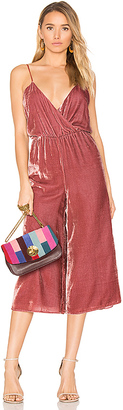 House of Harlow 1960 x REVOLVE Rory Jumpsuit in Pink $170 thestylecure.com