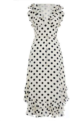 Zimmermann Ruffle Dress