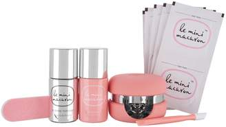 Le Mini Macaron Gel Manicure Kit with Top Coat