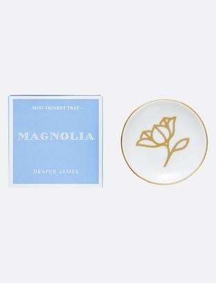 Draper James Magnolia Mini Trinket Tray