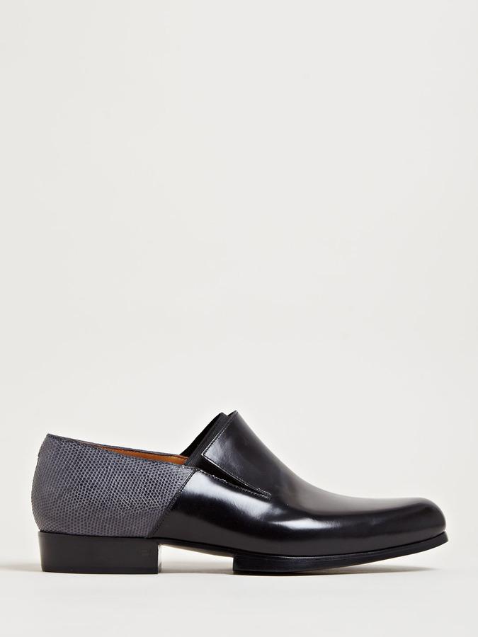 Balenciaga Men's Slit Vamp Shoes
