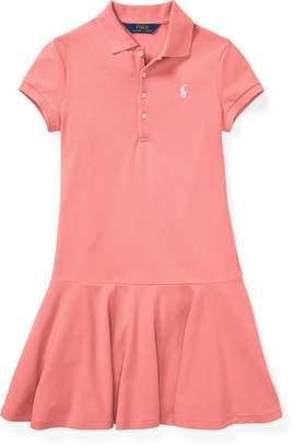 Ralph Lauren Stretch Pique Polo Dress