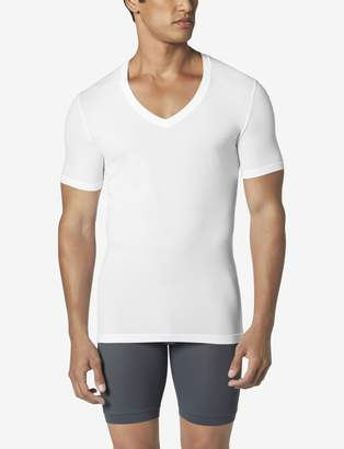 Tommy John Tommyjohn Air Deep V-Neck Stay-Tucked Undershirt