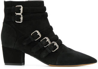 Tabitha Simmons ankle length boots
