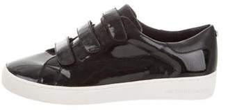 MICHAEL Michael Kors Patent Leather Low-Top Sneakers