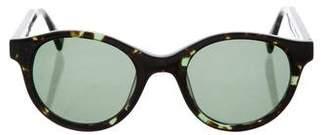 Derek Lam Hayden Round Sunglasses