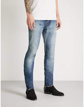 Saint Laurent Slim-fit skinny jeans