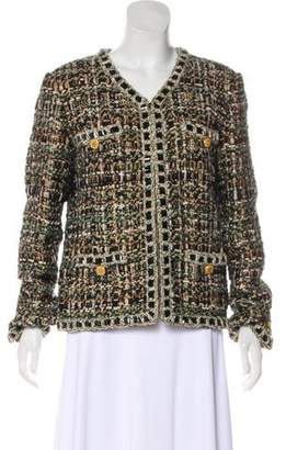 Chanel 2016 Paris-Rome Jacket