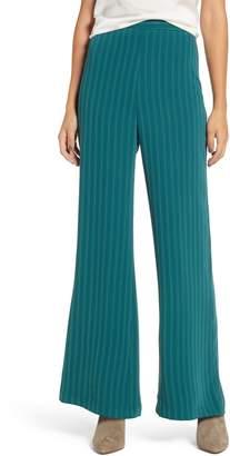 Leith Wide Leg Menswear Pant
