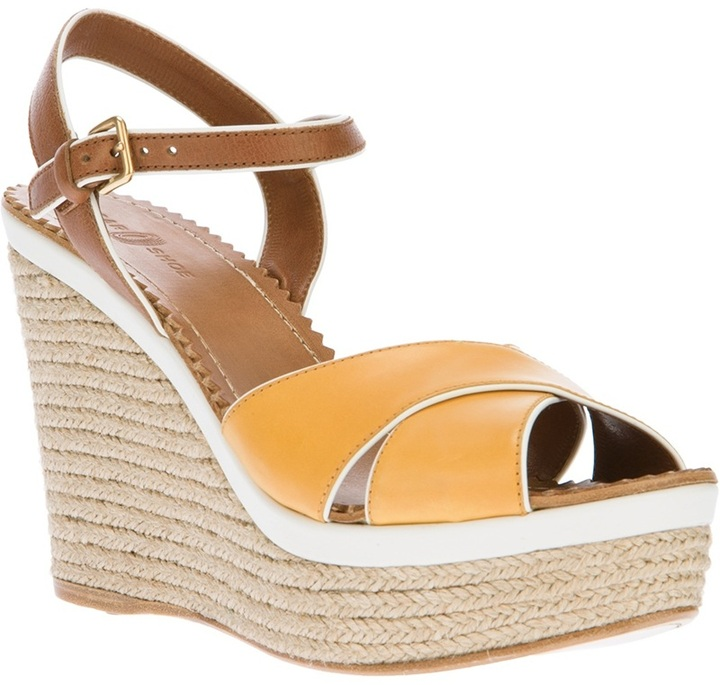 Car Shoe wedge sandal