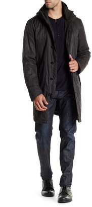 Star USA By John Varvatos Hooded Parka $498 thestylecure.com