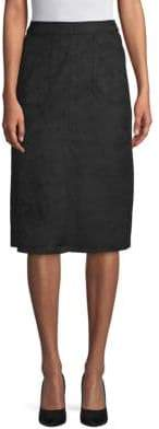 Catherine Malandrino A-Line Midi Skirt