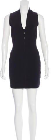 Alexander WangAlexander Wang Sleeveless Mini Dress