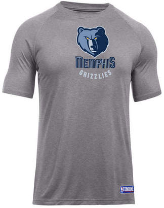 Under Armour Men's Memphis Grizzlies Primary Logo T-Shirt