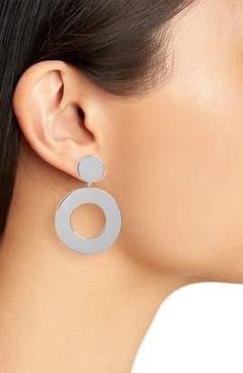 Gorjana Jagger Cutout Drop Earrings