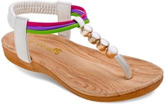Petalia Beads Girls' Sandals