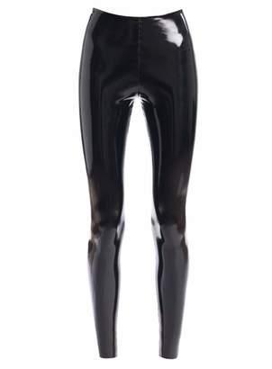 Commando Classic Faux Patent Leather Leggings