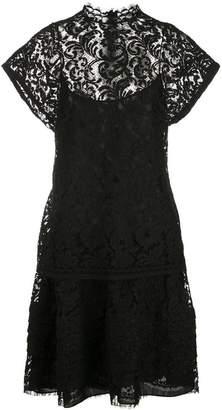 ADAM by Adam Lippes double layer midi dress