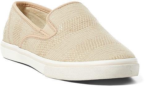 Ralph Lauren Lauren Janis Slip-On Sneaker