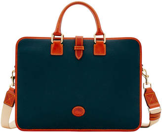 Dooney & Bourke Pebble Grain Brooklyn Briefcase