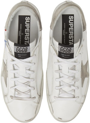 Golden Goose Superstar Stripe Sneaker