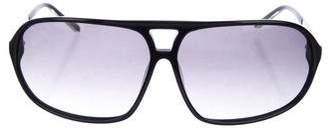 3.1 Phillip Lim Aviator Tinted Sunglasses