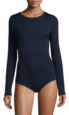 Hanro Soft Touch Long Sleeve Bodysuit