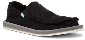 Sanuk Yew Knit Slip-On Sneaker (Men)