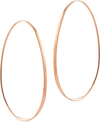 Lana Bond Small Tear Hoop Earrings
