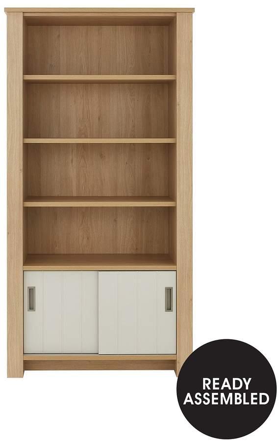 Gemini Ready Assembled Bookcase