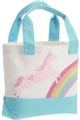 Pottery Barn Kids Unicorn Rainbow Beach Towel