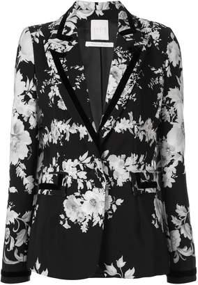 Ingie Paris floral print blazer