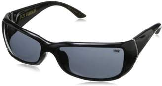 Black Flys Fly Rider Wrap Sunglasses