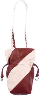 Diane von Furstenberg Evening Drawstring Bag w/ Tags