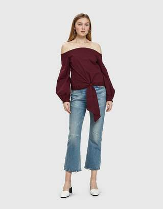 Citizens of Humanity Estella High Rise Ankle Flare Jean in Freebird