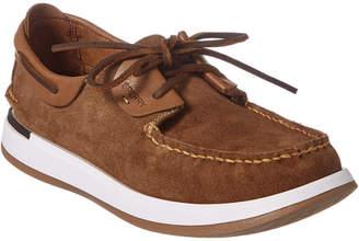 Sperry Men's Caspian Suede Boat Shoe