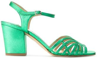 The Seller chunky heeled sandals