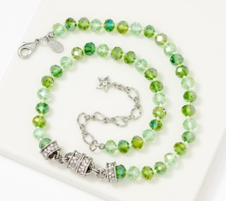 Kirks Folly Wonderland Magnetic Beaded Necklace