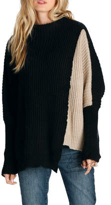 Elan International Penguin Overlap Sweater