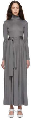 The Row Grey Dominique Dress