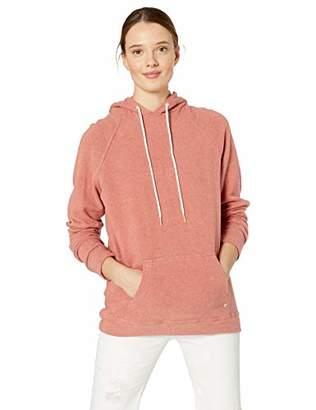 Volcom Junior's Womens Pullover Lil Hooded Fleece, Extra Extra