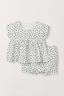 H&M Patterned pyjamas