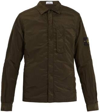 Stone Island Zip-through overshirt